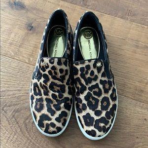 Michael Kors leopard print shoe